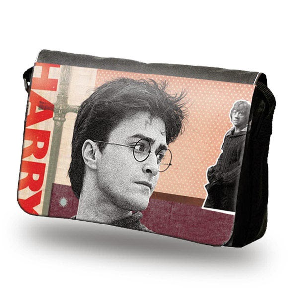 Bolsa Bandolera Harry Potter