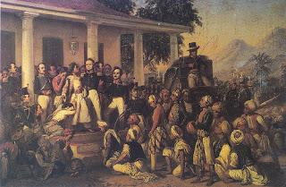 Penangkapan Pangeran Diponegoro