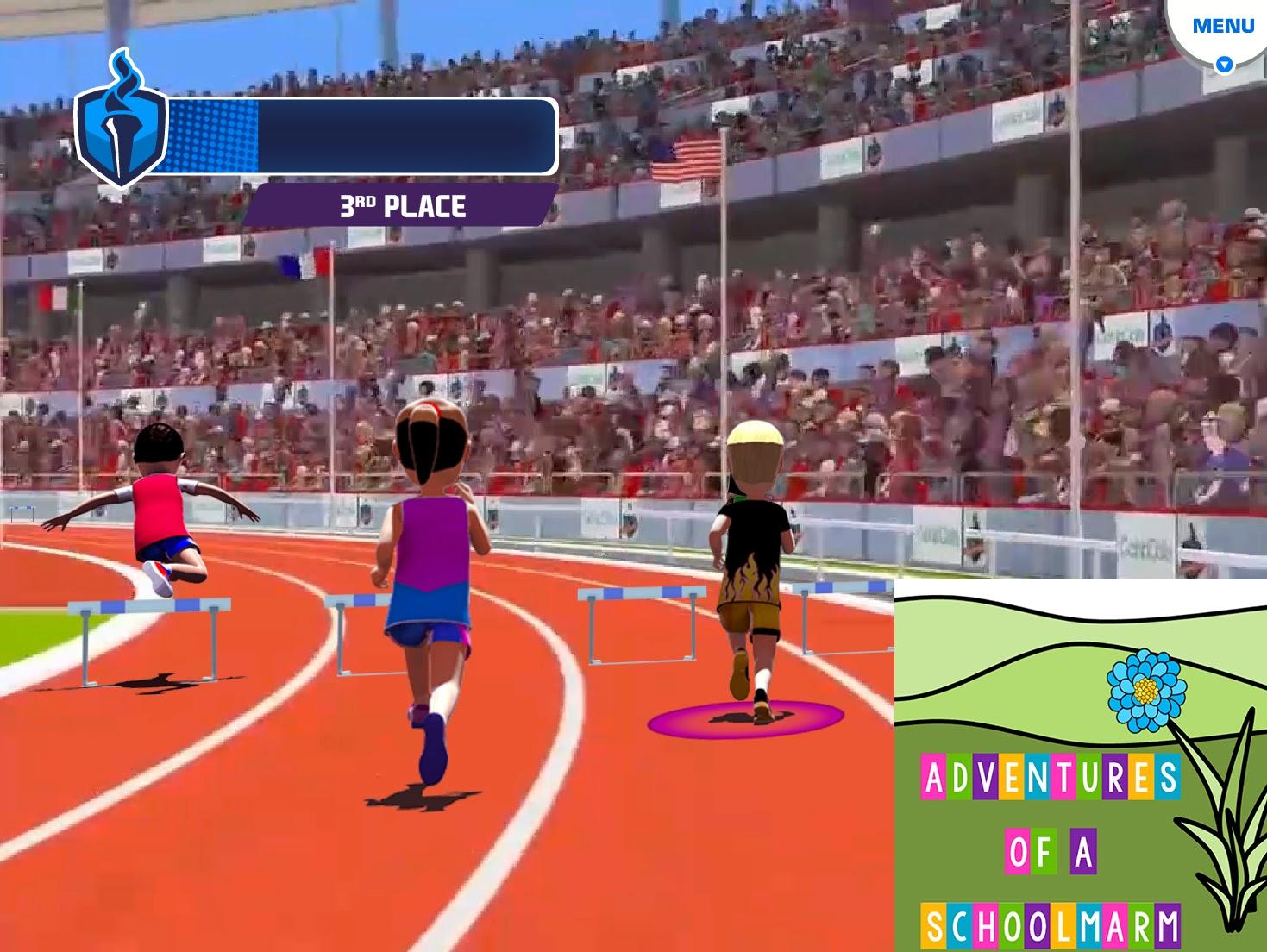 how to run the hurdles