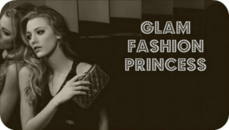 Glam Fashion Princess