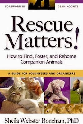 """Required reading for rescuers!"""
