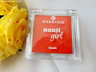 Essence - Nauti Girl - Blush - www.annitschkasblog.de