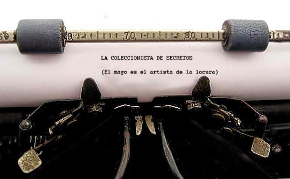La coleccionista de secretos