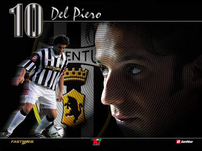 Del Piero Big Poster