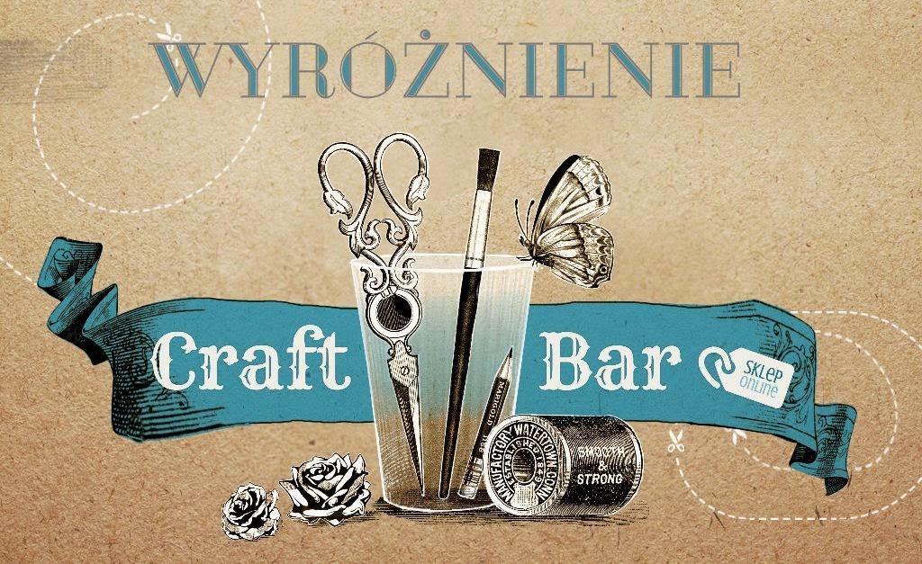 wyróżnienie Craft Baru