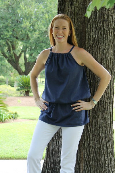 Halter Top Sewing Pattern For Women – Seamingly Smitten