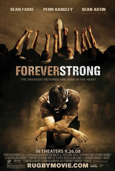 Forever Strong [DVDR Menu Full] Español Latino [ISO] NTSC Descargar