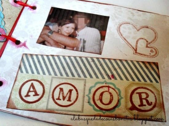 Mini álbum romántico