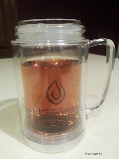 Tea in Libre Mug Ready to Drink