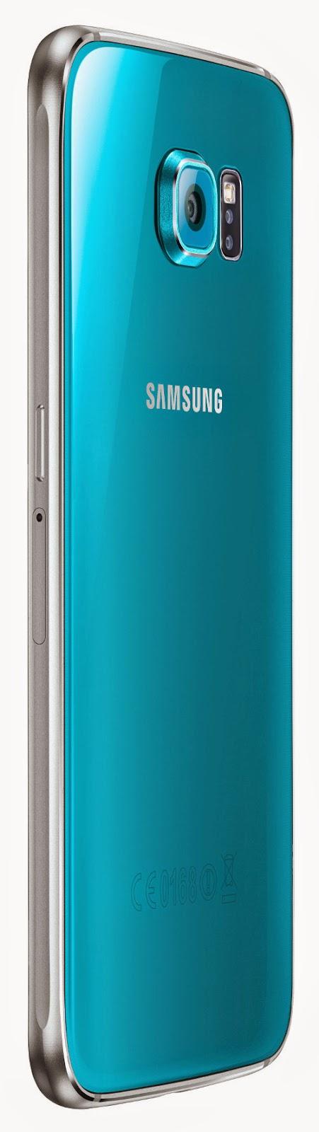 Samsung Galaxy S6 - G920F - Blue Topaz