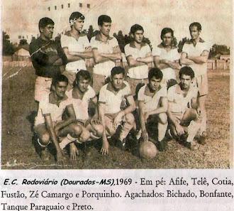 RIVAL DO PASSADO - EC RODOVIÁRIO (Ddos) - Década de 60