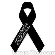 En mémoire des victimes de l'attentat au journal Charlie Hebdo