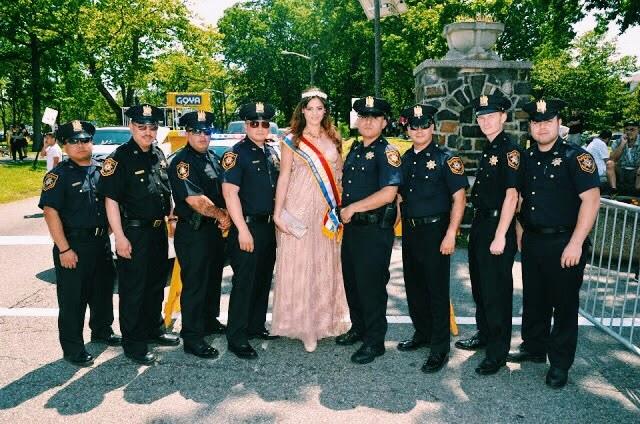 Cuban Day Parade Queen 2012