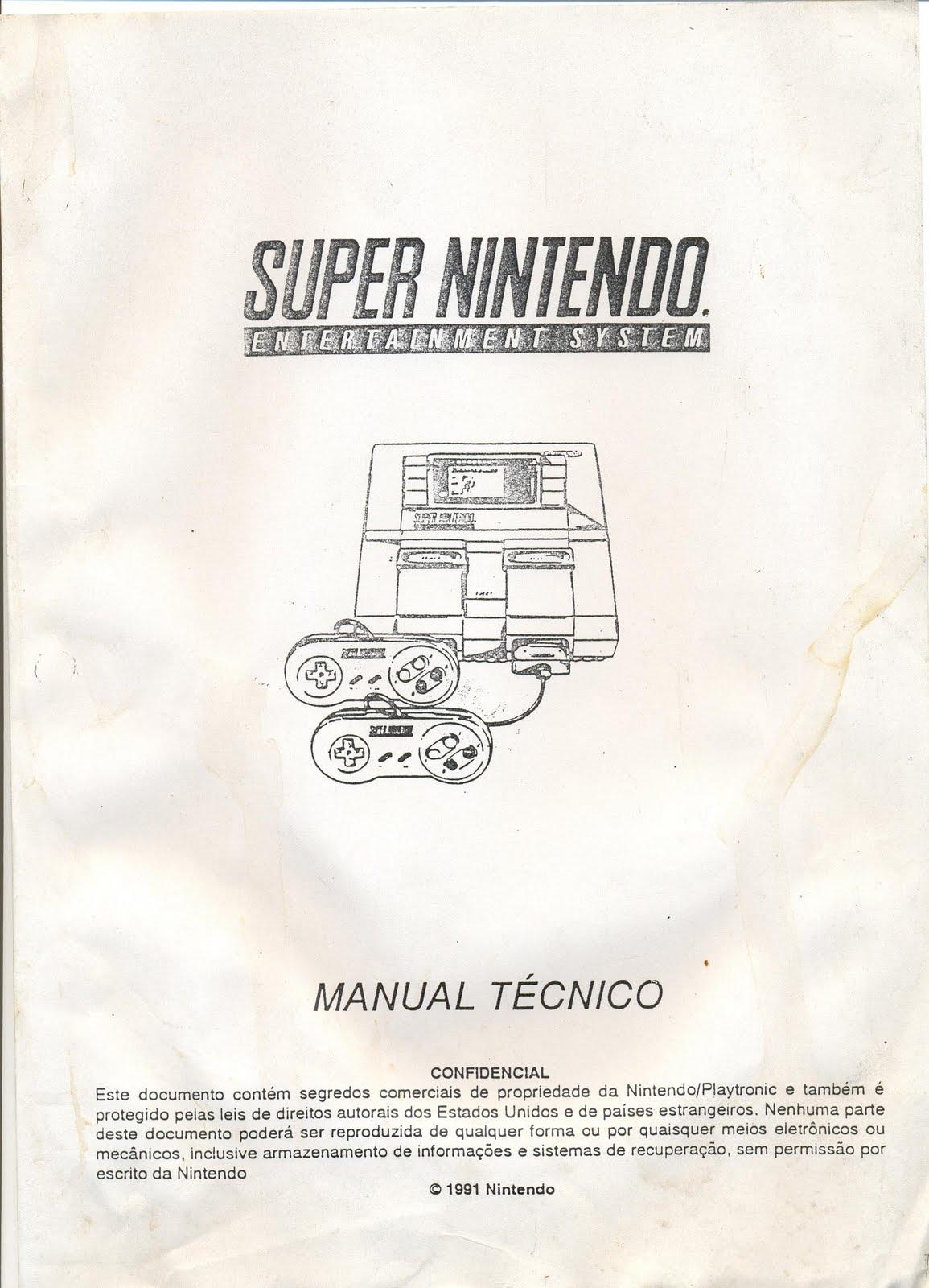eletronica e jogos manual t cnico super nes rh eletronicaejogos blogspot com Tecnico En Refrigeradores Tecnico En Refrigeradores