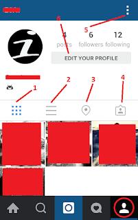menggunakan instagram secara mudah