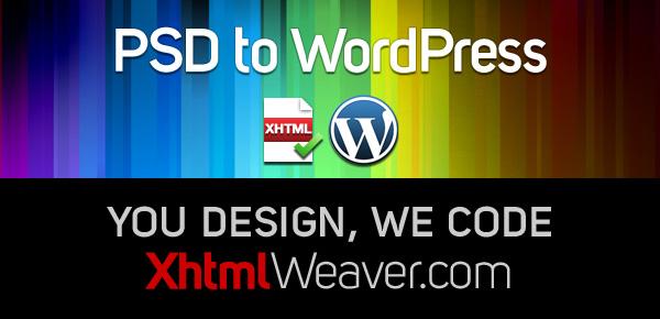 XHTML Weaver