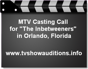MTV The Inbetweeners Casting Call