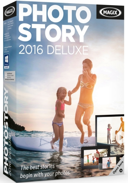 MAGIX Photostory 2016 Deluxe 15.0.4.115