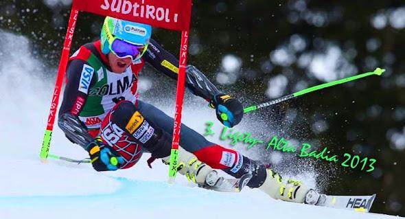 Alta Badia predvianočné lyže, Ligety