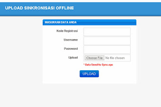 Cara Download Data Sync Offline
