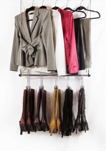 The Closet Rod Hanger