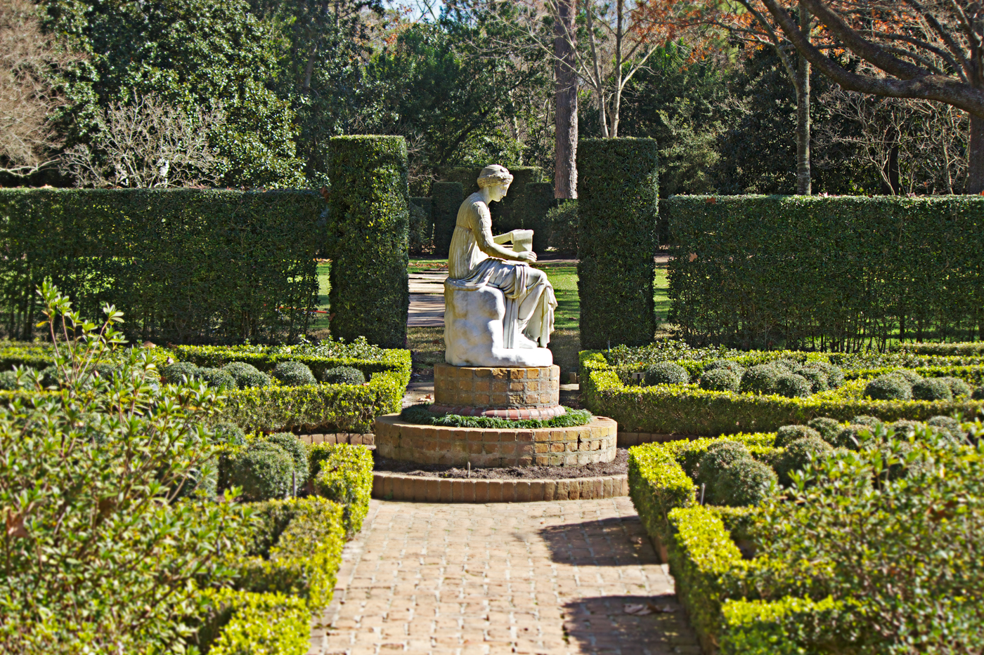 grand garden with demeter - photo copyright Allison Beth Cooling