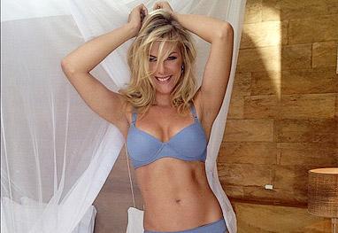 1b48f067d9cb6 Ana Hickmann faz ensaio de lingerie em Trancoso !