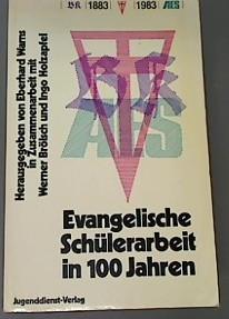 Buch Evangelische Schülerarbeit in 100 Jahren