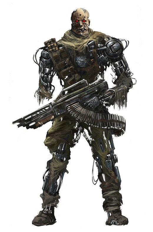 Terminator por Trufanov