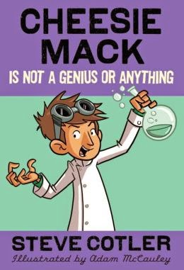 "Book Bunch Reads ""Cheesie Mack is not a Genius or Anything"" for September 17, 2014"
