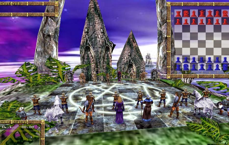 Download game catur war chess gratis full version