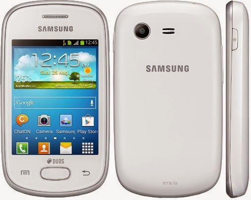 Root Samsung Galaxy Star GT-S5282 Tanpa PC