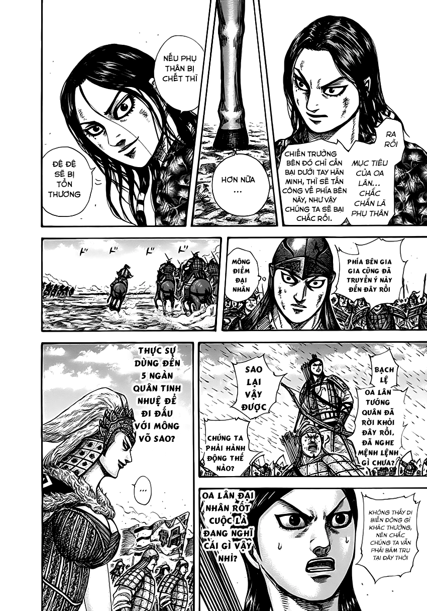 Kingdom Chap 310