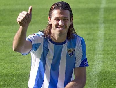 Martin Demichelis - Malaga CF (2)