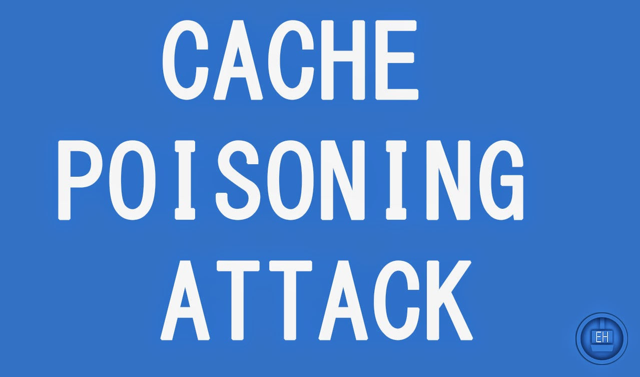 cache poisoning attack