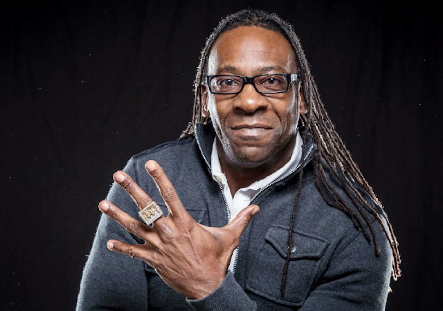 Booker T Hd Free Wallpapers