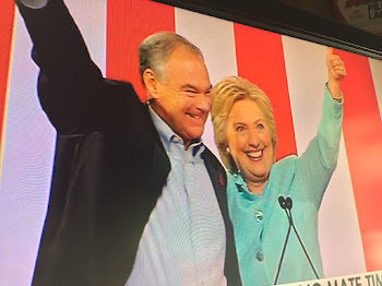 Clinton-Kaine Ticket Rallies in Miami