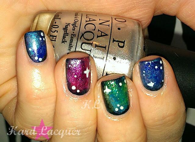 galaxy mani
