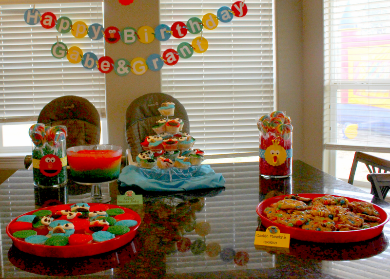 Fabulous Sesame Street Party Food Ideas 800 x 573 · 861 kB · png