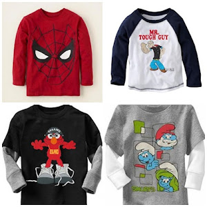 ADD NEW!!! 2012 GAP LONG SLEEVE FOR BOYS