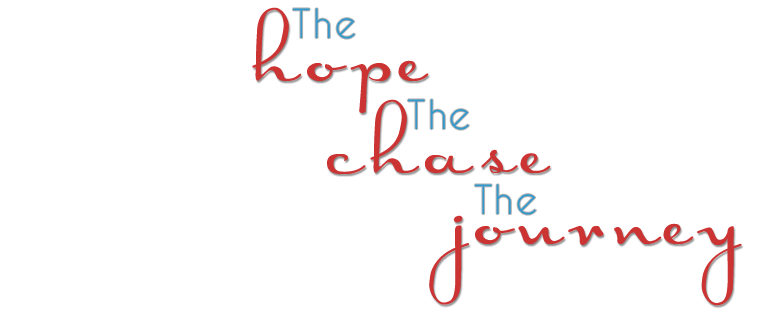 The Hope, The Chase, The Journey