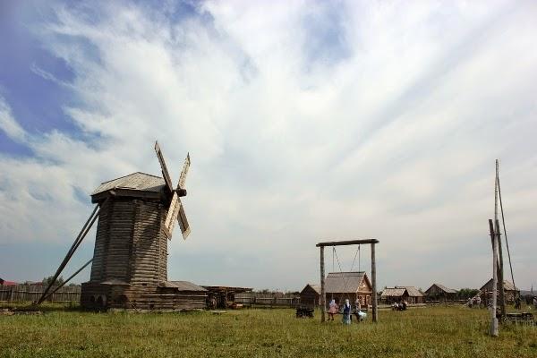 Татарский этнографический музей под открытым небом (ФОТО)