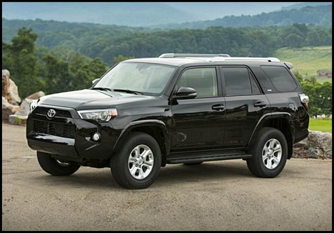 Toyota Dealers In Birmingham >> 2017 Toyota 4runner Limited | Autos Post