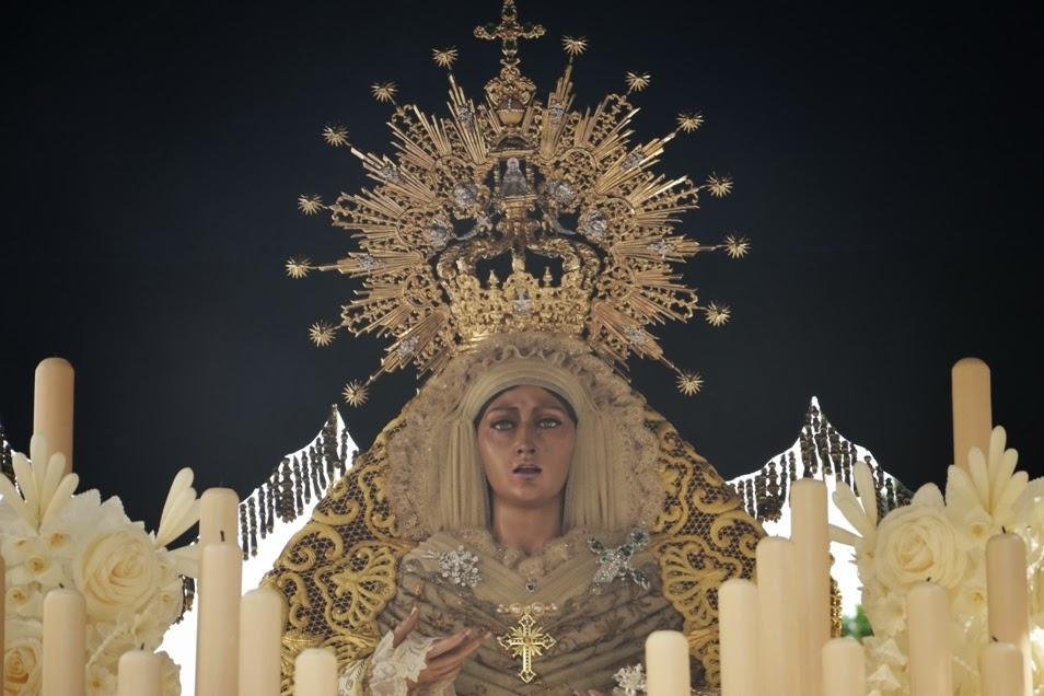 Ntra Señora del Rosario Doloroso - Sevilla