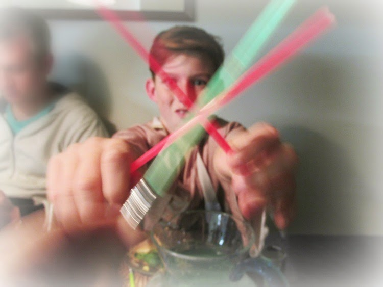 Mini Glow stick Light sabers