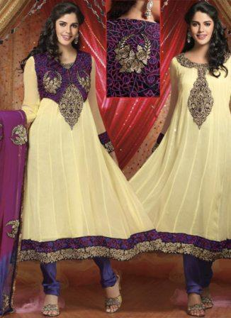 Emboridered-Anarkali-Churidar-Suit