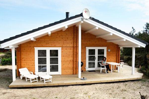 Urlaub in Dänemark Ferienhaus am Vejers Strand