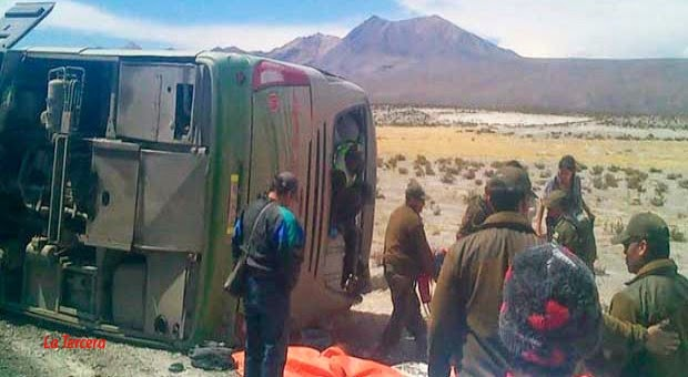 Accidentes de tránsito en Bolivia