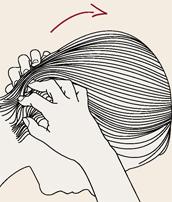 love is in my hair massage du cuir chevelu centre clauderer episode 1. Black Bedroom Furniture Sets. Home Design Ideas
