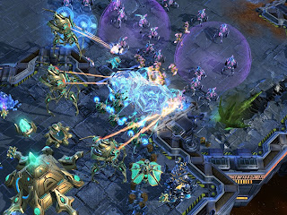 Starcraft II Wings of Liberty без абонплаты
